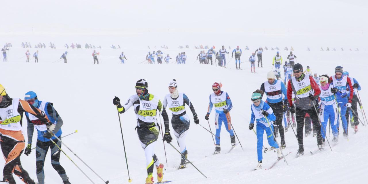 La 41º edició de la Marxa Beret d'esquí de fons es presenta amb molta neu i gran ambient