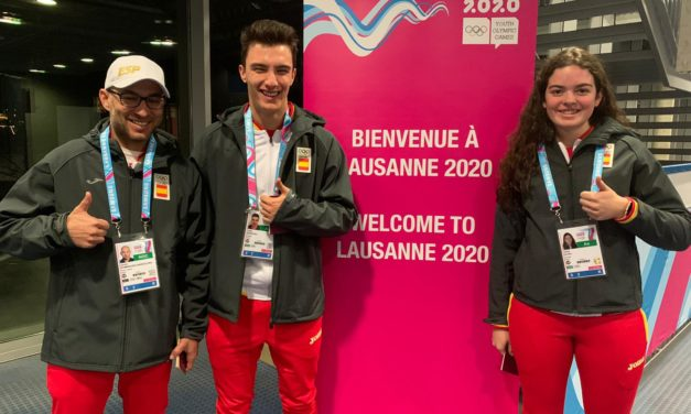Arriben els Jocs Olímpics d'Hivern de la Joventut (YOG) 2020 a Lausana (Suïssa)