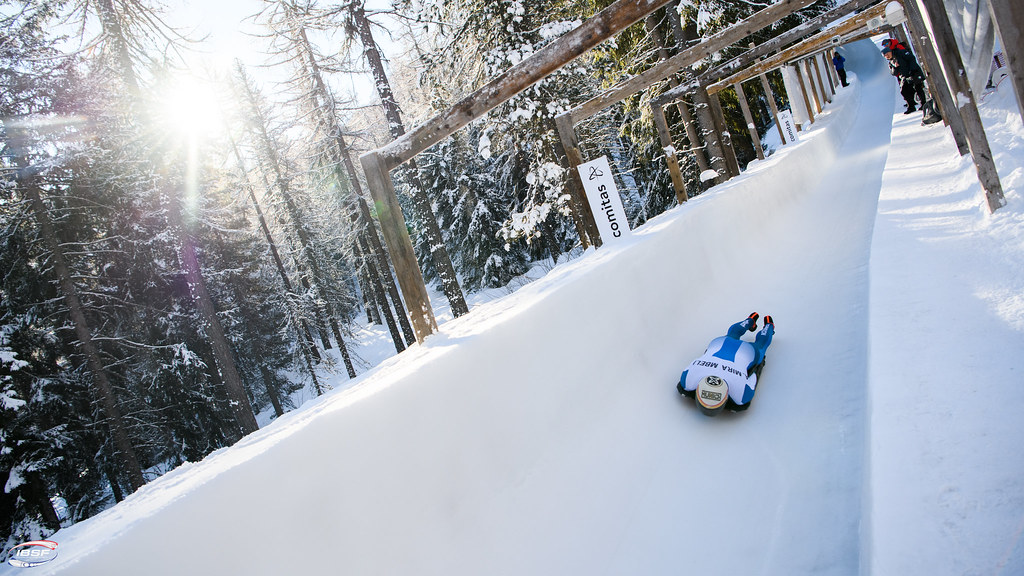 Ander Mirambell es queda a les portes de el top 20 tot i fregar els 137 km / h a Saint Moritz