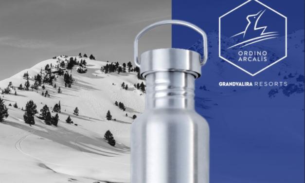 Ordino Arcalís eliminarà 100.000 ampolles de plàstic d'un sol ús