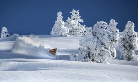 Molt bones condicions per a l'esquí al Pirineu de Lleida al febrer