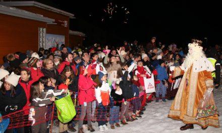 Vacances de Nadal amb molt d'ambient a Baqueira Beret