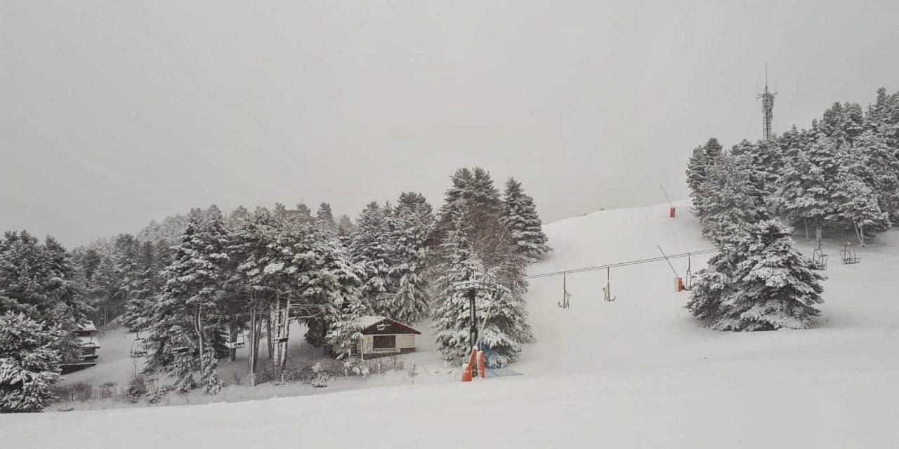 La Molina reobre avui part del seu domini esquiable