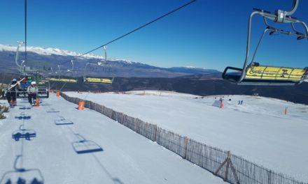 Última hora: La Molina tanca l'estació de manera preventiva per motius meteorològics