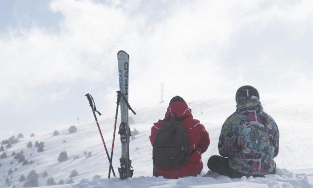 Comunicat de neu previsió cap de setmana 18 i 19/01/2020