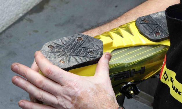 La variabilitat de la bota d'esquí alpí