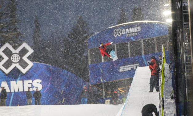 Les fotos de l'històrica victòria de Queralt Castellet als X-Games