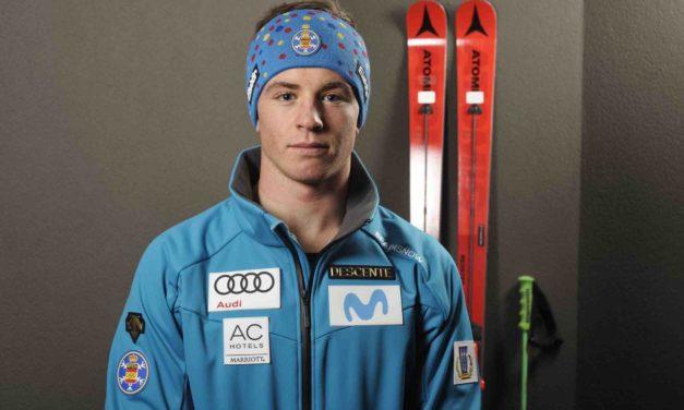 Jordi Triulzi, la nova esperança jove de l'esquí alpí espanyol