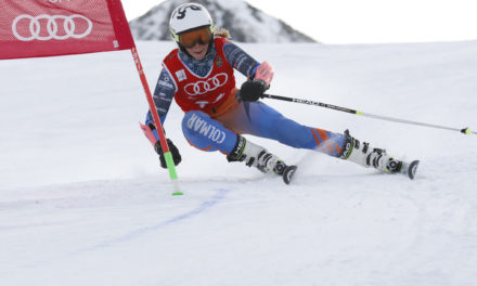 Els futurs talents de l'esquí alpí de la categoria U16 a les OPA de Baqueira