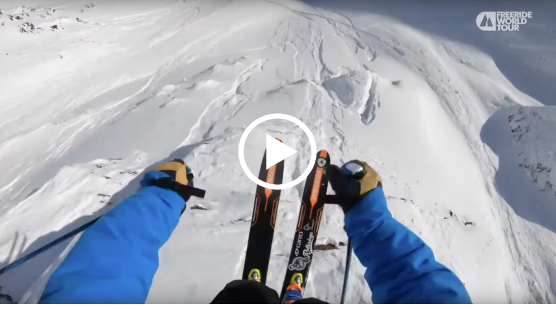Vídeo: La prèvia del Freeride World Tour de Kicking Horse Golden BC
