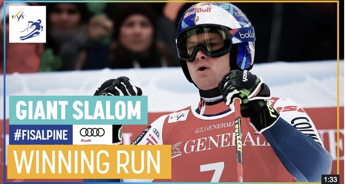 La victòria d'Alexis Pinturault a Garmisch-Partenkirchen