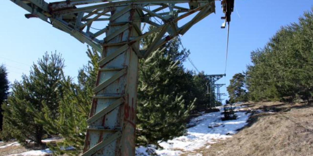 FGC vol recuperar el telecadira del tren a La Molina