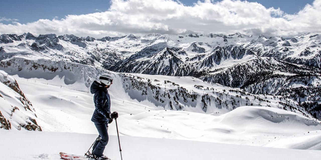 Bones previsions per al final de la temporada de neu al Pirineu de Lleida