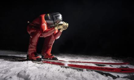 Gran inici de temporada de l'esquiador de velocitat Jan Farrell