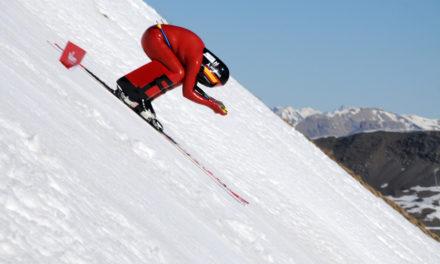 Bona actuació dels kaelistes espanyols amb un top 10 i un top 15 a la Copa del Món d'Esquí de Velocitat (Speedski)