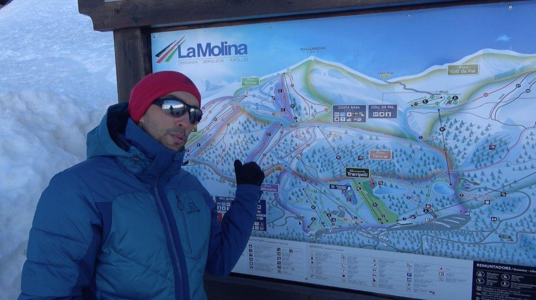 Quina previsió hi haurà els propers tres mesos a La Molina?