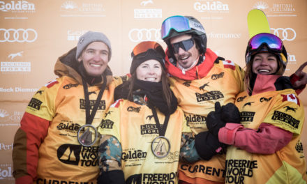 Vols passar una tarda de cinema amb els riders del Freeride World Tour?