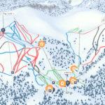 FGC estrena una nova versió dels mapes 3D de les seves estacions d'esquí i muntanya