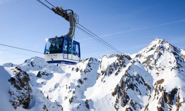 Neu per estona al Pirineu francès