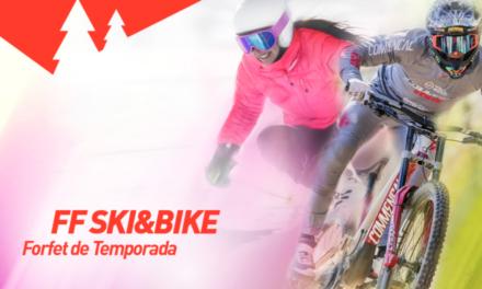 Vallnord – Pal Arinsal llança en prevenda el forfet Ski & Bike per la temporada 2020-2021 amb condicions avantatjoses