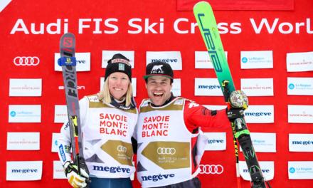 Naeslund i Drury, guanyadors de la Copa del Món d'Esquicròs