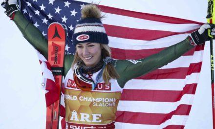 Mikaela Shiffrin torna a la competició aquests propers dies a Are (Suècia)
