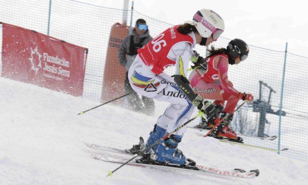 La Fundació Jesús Serra celebra el seu 13è Trofeu d'Esquí a Baqueira Beret