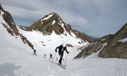 Cap de setmana de competicions d'esquí de muntanya a Vall de Núria