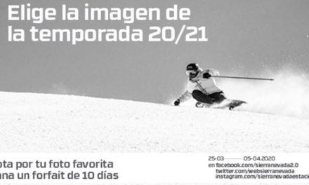 Tria la foto de la temporada 20/21 a Sierra Nevada i guanya dos forfets de deu dies