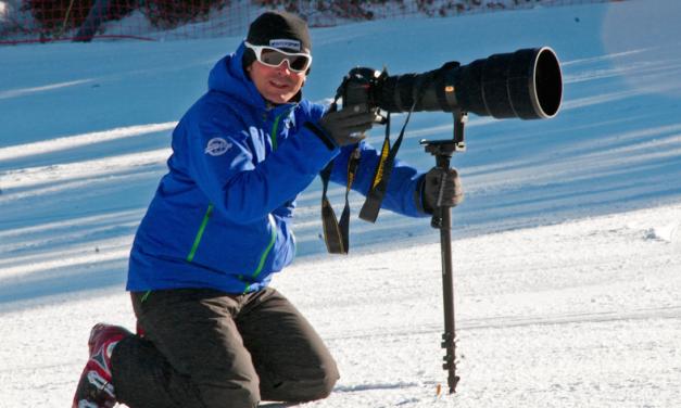 """Toni Grases: """"Una pista d'esquí és un escenari hostil per al fotògraf"""""""