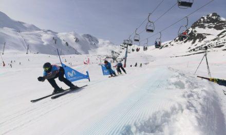 La Copa d'Espanya Movistar d'snowboardcross i skicross impulsa els participants i s'han doblat les llicències en 4 anys
