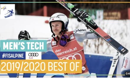 2019/2020 Season | Best Of | Men's Tech | FIS Alpine