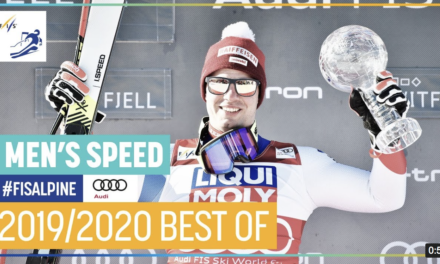 2019/2020 Season | Best Of | Men's Speed | FIS Alpine