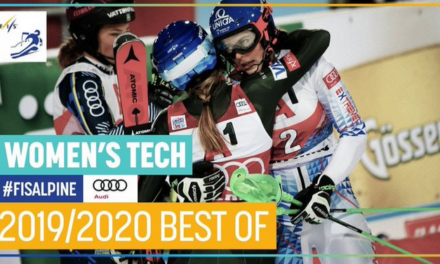2019/2020 Season | Best Of | Women's Tech | FIS Alpine