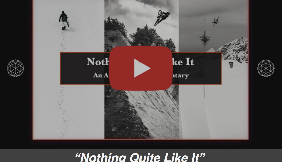 Nothing Quite Like it – An Audi Nines Documentary