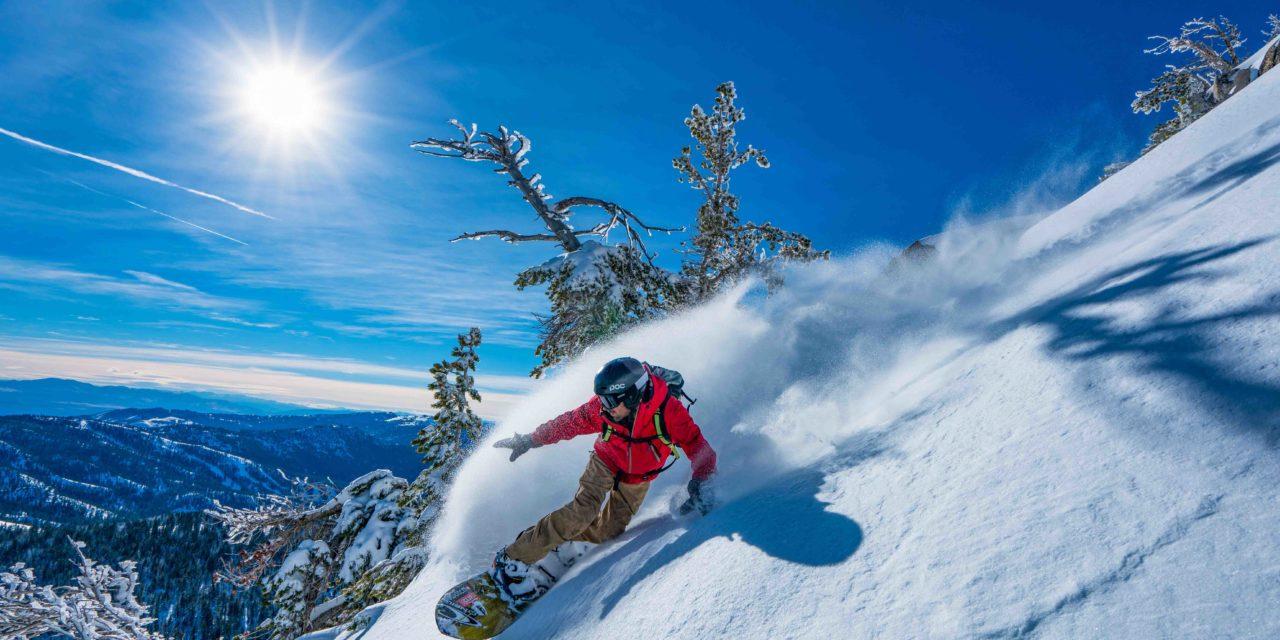 """Jeremy Jones: """"L'snowboard és la millor manera de connectar amb la natura"""""""