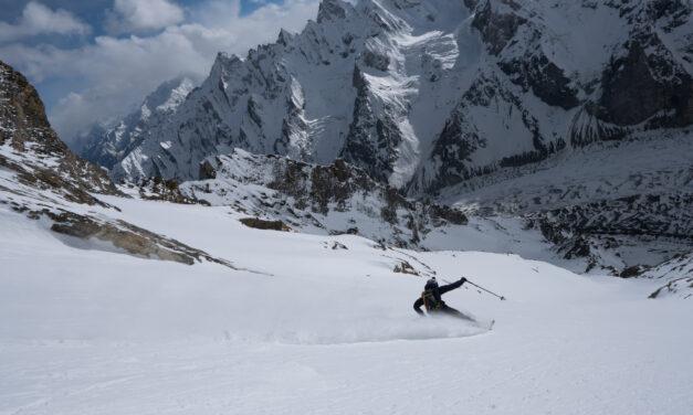 Trepitjant i esquiant els sostres del món