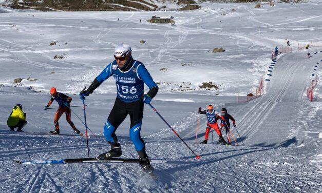 Resum de la Copa Espanya d'esquí de fons