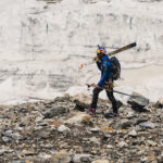 Històric descens del K2 amb esquís