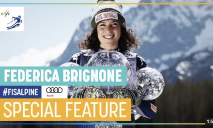 Un dia amb la campiona Federica Brignone