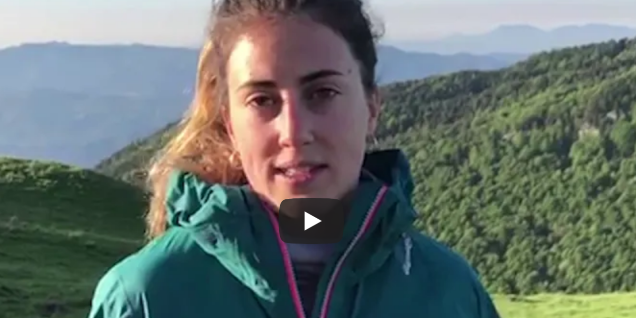 L'esquiadora Núria Pau parla del seu futur