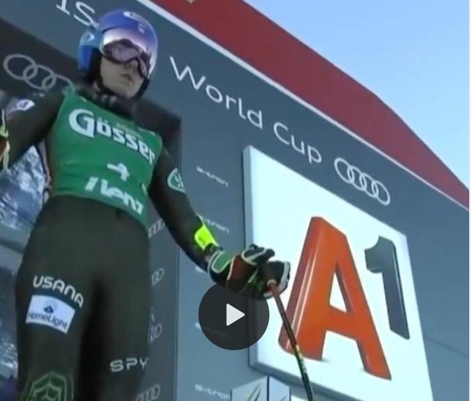 La important victòria de Shiffrin al GS de Lienz de 2019