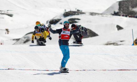 La Copa del Món SBX de Sierra Nevada va produir un retorn a mitjans de 13 milions d'euros