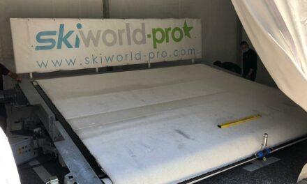 El simulador d'esquí de la FAE ja es troba a Ordino
