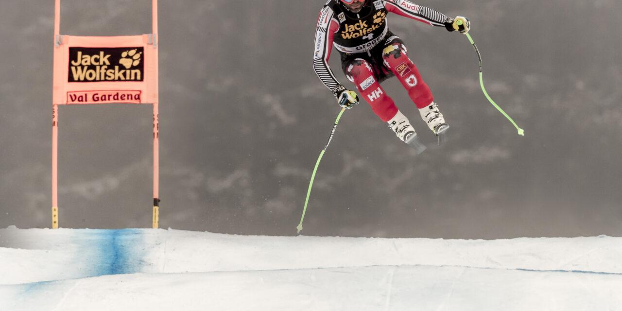 """Manuel Osborne Paradis, esquiador alpí  """"Els esquiadors no competim entre nosaltres, sinó contra la muntanya"""""""