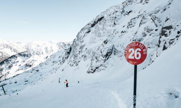 Ordino Arcalís tanca la temporada amb 161.500 dies d'esquí