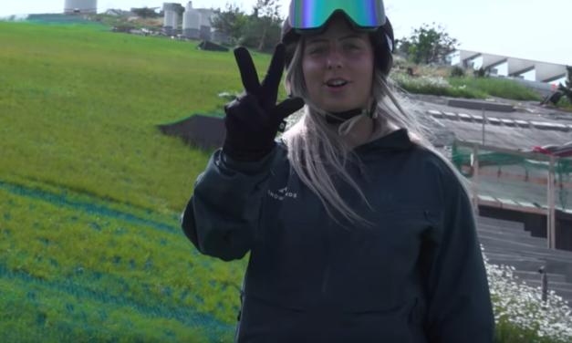 Descobreix la pista d'esquí verda de Copenhill