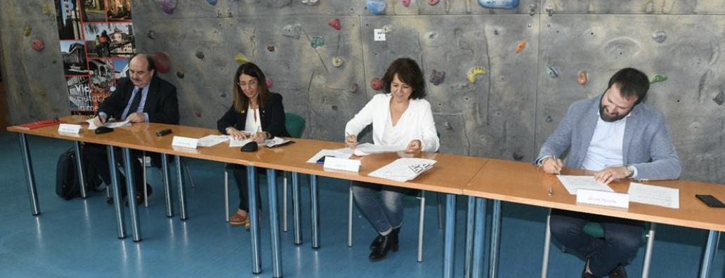 """Budó: """"Vic es convertirà en una ciutat referent de l'esport a Catalunya"""""""