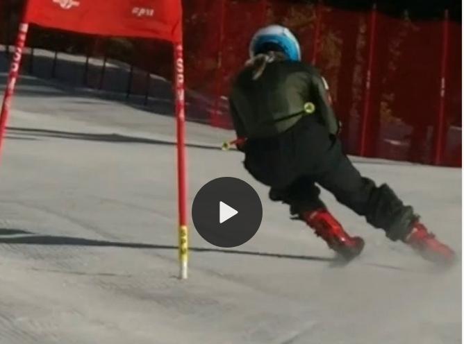 Mikaela Shiffrin torna a esquiar pensant en la propera temporada
