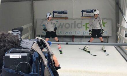 El simulador d'esquí de la FAE, obert als clubs i particulars